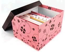 card invitation design ideas greeting card organizer box in pink