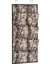 great deal on interdesign aldo wall mount over door fabric closet