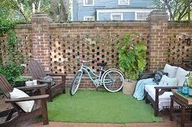 Lovable Very Small Backyard Ideas Small Yard Design Ideas - Backyard hardscape design ideas