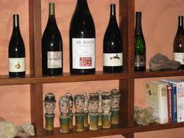 Cave A Vin Enterree Ronde Rencontres Oenophiles Pataras Décembre 2011