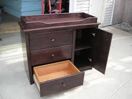 Changing Table Dresser Cherry Best Changing Table Dresser Ideas Ceg Portland