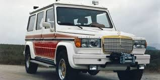 mercedes 280 ge mercedes would like to remind you that this g wagen was