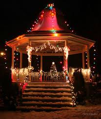 Menards Gazebos by Holiday Themed Gazebo In Troy New Hampshire Courtesy Carol