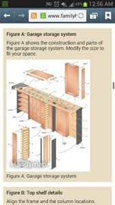 Basement Storage Shelves Woodworking Plans by Hanging Shelves Above Garage Door Storage Pinterest Shelves