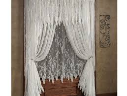 Pine Cone Lace Curtains Curtains Beautiful Heritage Lace Curtains Trousseau Lace