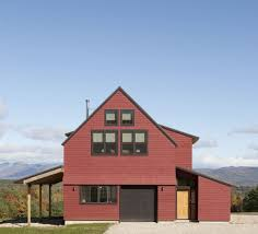 Red Barn Doors by Red Barn House Exterior Farmhouse With Shingle Siding Farmhouse