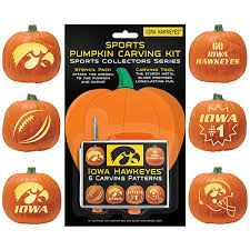 Pumpkin Carving Kits Hawkeyes Pumpkin Carving Kit