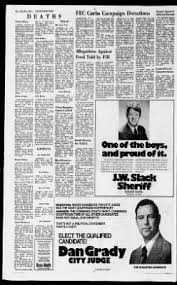 memorial phlets times from shreveport louisiana on october 1 1976 page 18