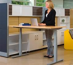 Computer Desk Costco by Health Connection Standing Desks Costco