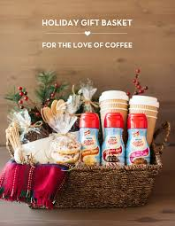 coffee gift basket parents and