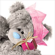 3d holographic birthday gift bear card 2 99 kiss