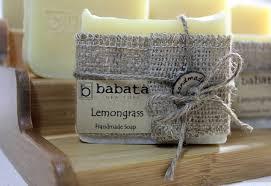 Handmade In New York - lemongrass plain handmade soap handmade soap best handmade