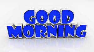 blue morning wallpapers good morning images in 3d