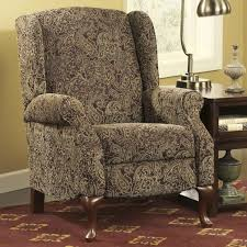 Paisley Accent Chair 1950 Bergere Recliner Accent Chair Slider Accent Recliner Chairs