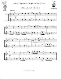 3 christmas carols for 2 players tang elizabeth imslp