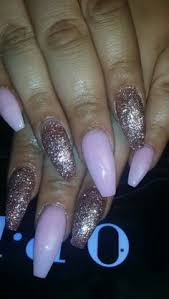 long nails bling fashion gorgeous coffinshape