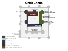 Beaumaris Castle Floor Plan by Chirk Castle North Wales Castles Forts And Battles