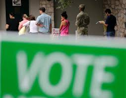 2016 Electoral Map Predictions 15 Days To The Election by Robust Turnout Expected To Continue Election Day Houston Chronicle