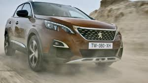 peugeot official site official 2017 peugeot 3008 youtube