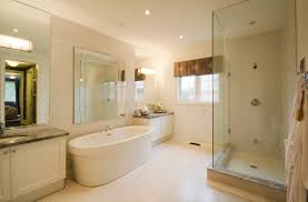 master ensuite oasis in the model home of the cheshire at