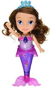 amazon sofia mermaid magic princess sofia toys u0026 games