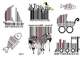 Barcode Designs For Amazon Com Selling Design Temporary Tattoos Different