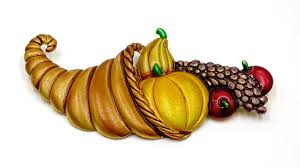 thanksgiving pins vintage enameled cornucopia thanksgiving pin by tona