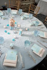 Wedding Table Setting Picture Of Romantic Beach Wedding Table Settings