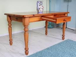 Used Dining Room Tables FridayAd - Farmhouse kitchen table with drawers