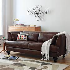 Living Room Leather Sofas Home Paris  Contemporary Black Leather - Leather sofa interior design