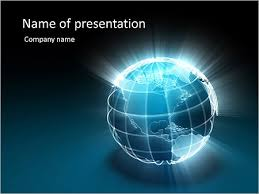 free animated powerpoint templates sunny earth animated powerpoint