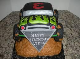 easy monster truck cake ideas 54293 monster truck cake ide