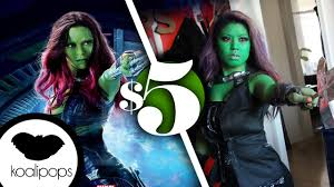 gamora costume guardians of the galaxy gamora 5 costume how to