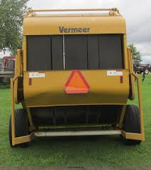 1997 vermeer 605k round baler item b4920 sold july 16 a