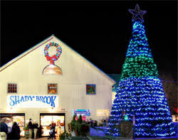 shady brook farm holiday light show experience the magic of millions of lights illuminating acres of