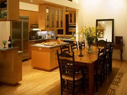 Kitchen Dining Room Ideas Photos Kitchen And Dining Room Designs For Small Spaces L Shaped Stone