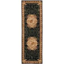 Floral Runner Rug Floral Runner Area Rugs Rugs The Home Depot