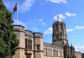 Church Flags Oxford Daily Photo Christ Church College Regal Flag