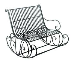 Metal Rocking Patio Chairs Metal Rocking Patio Chairs Gorgeous High Back Outdoor Rocking
