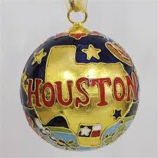 tx cloisonne ornament