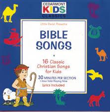 cedarmont kids bible songs amazon com music