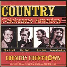 country celebrates america various artists songs reviews