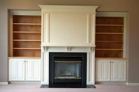 Fireplaces With Bookshelves by Built In Shelves Around Fireplace Need Built In Cabinets Around