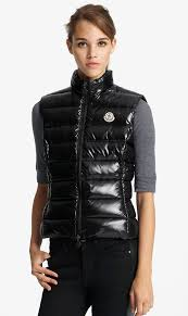 moncler black friday sale in black moncler ghany puffer vest style pinterest moncler