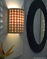 Switched Wall Sconce Wall Sconce With Switch Spaces With Custom Lamp Custom Lamp