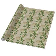 botanical wrapping paper botanical print wrapping paper zazzle