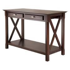 Mahogany Console Table Mahogany Console Tables Hayneedle