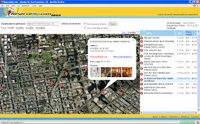 Downtown San Francisco Map by Reservemy Com Releases Hotel Travel Search Integration With Google