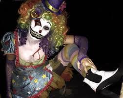 killer clown costume scary clown costume etsy