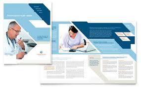 healthcare brochure templates free healthcare brochure templates free bbapowers info